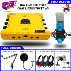 combo-soundcard-k10-2020-va-micro-isk -at100