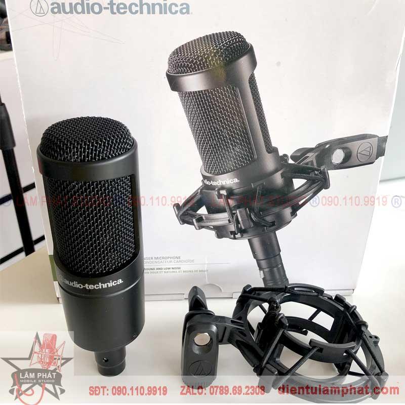 Micro Thu Âm Audio TechnicaAT2035